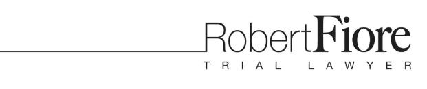 Robert J. Fiore, B.C.S Logo